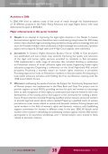 Public Policy, Advocacy and Legal Rights Sector - Welfare - Welfare ... - Page 5
