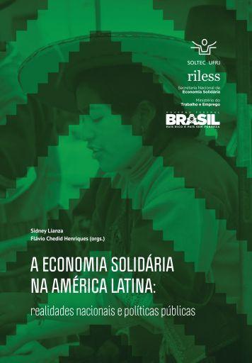 Economia Solidára na America Latina SENAES SOLTEC
