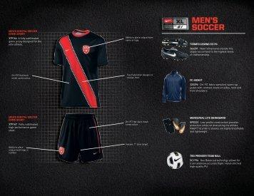 MEN'S SOCCER - Nike Team Sports
