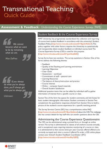 rmit handbook 2003 pdf