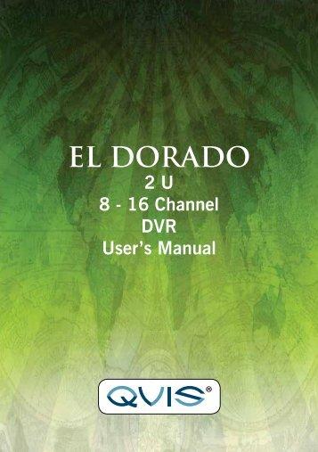EL DORADO.pdf - Qvis Security