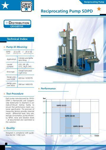 Download the data sheet - Cryostar