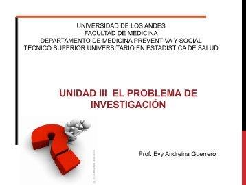 investigación - Medic.ula.ve - Universidad de Los Andes