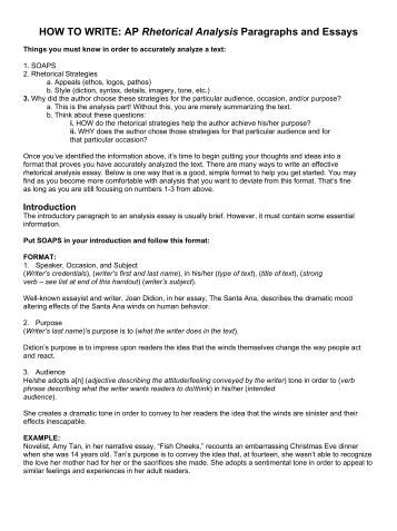 speech analysis sample essay essays on cultures speech analysis sample essay