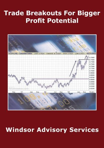 Forex trading profit potential