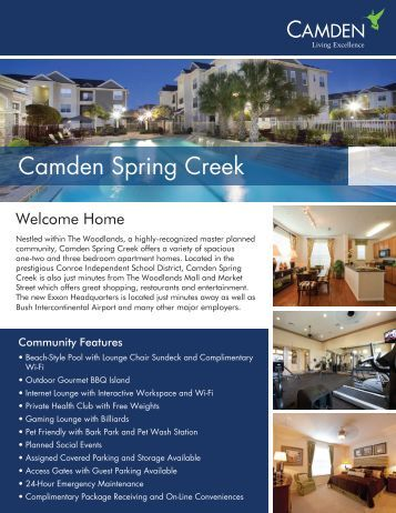 eBrochure_Spring Creek