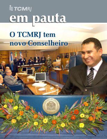101 Revista TCMRJ n. 36 - setembro 2007 - Tribunal de Contas do ...
