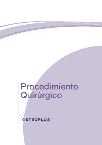 Procedimiento Quirúrgico - importacion dental