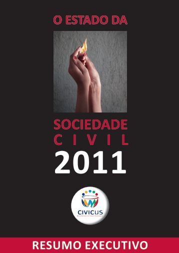 O Estado da Sociedade Civil 2011 - Civicus