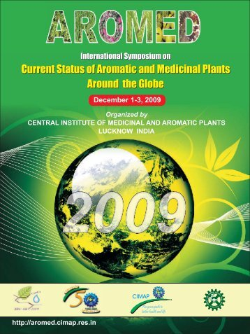 Current Status of Aromatic and Medicinal Plants Around the ... - NMPB