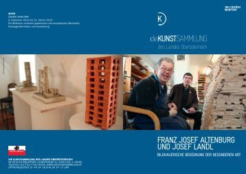 Franz JoseF altenburg und JoseF landl - die Kunstsammlung des ...