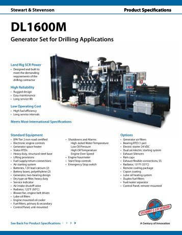 allison genuine filters.pdf stewart & stevenson