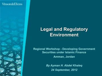 the legal and regulatory framework A clearly defined legal and regulatory framework for state-owned enterprises (soes) is essential for communicating key expectations to soe shareholders, boards, management, and all other.