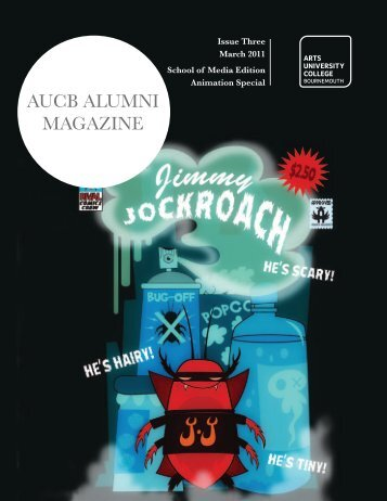 Alumni Magazine Issue 3 Mar 2011.pdf - Arts University Bournemouth