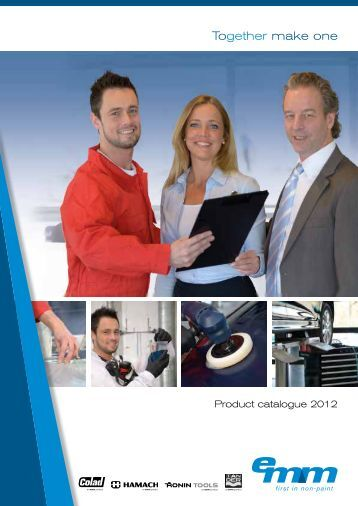 Product catalogue 2012 - EMM