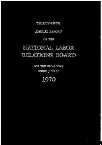 labor relations cases Vol 79 monday, no 240 december 15, 2014 part iii national labor relations board 29 cfr parts 101, 102, and 103 representation—case procedures final rule.