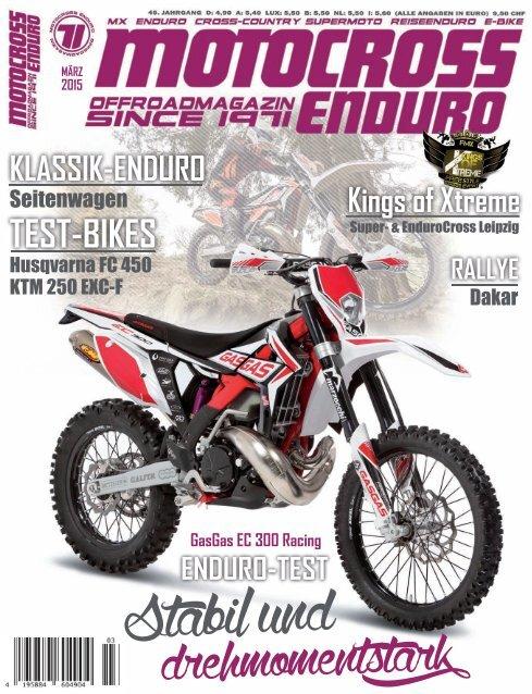 Motocross Enduro - 03/2015