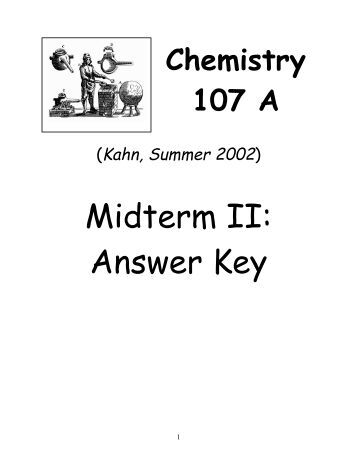 midterm 1 answer key Important: please remember it is a sample exam  please answer your mcqs in the table provided on the last page and short  sample midterm exam, econ211.