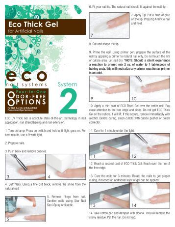 young nails synergy gel instructions