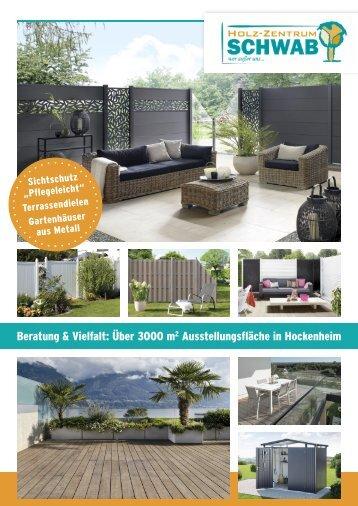 Garten- Neuheiten & Trendsetter