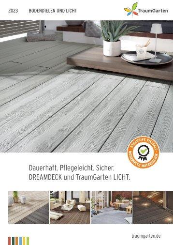 Traumgarten - Trendige Beläge für Ihren Balkon oder Terrasse