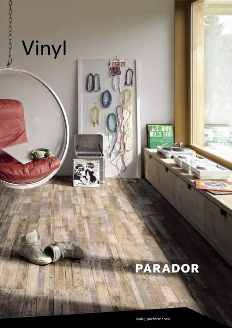 Parador - Elastische Bodenbeläge