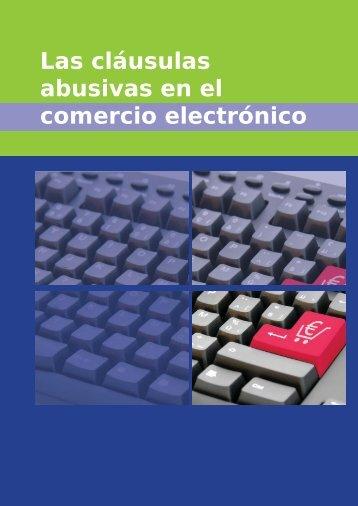 Las cláusulas abusivas en el comercio electrónico - Cecu
