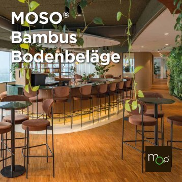 MOSO - Bambus Bodenbeläge