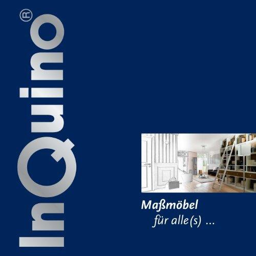 Inquino - Möbel auf Maß