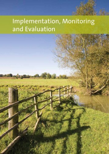 Implementation, Monitoring and Evaluation - Cotswolds Area of ...