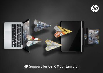HP Support For OS X Mountain Lion - HP Mac-connect - Hewlett ...