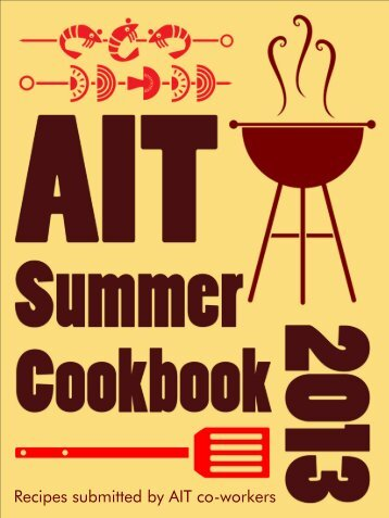 Recipes submitted by AIT co-workers - AIT Worldwide Logistics