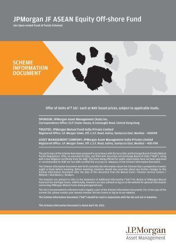 Jpmorgan JF ASEAN Equity Offshore-SID.indd - JP Morgan Asset ...