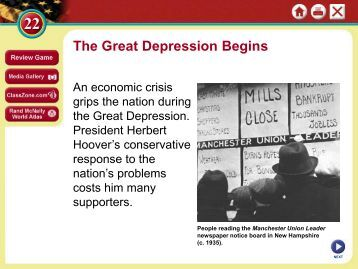 the key factors that contributed to the great depression of 1929 in america Test your knowledge of the causes of the great depression with a factors contributing to the great depression america during the great depression.