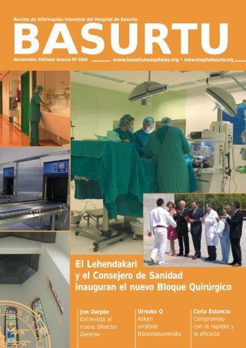 nº 40 - Hospital de Basurto
