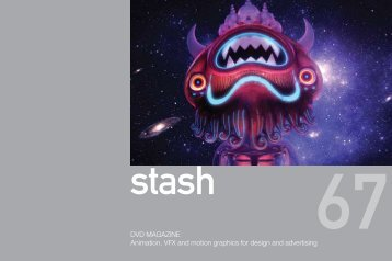 Stash DVD MAGAZINE
