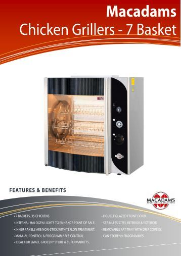 Download Brochure - Macadams