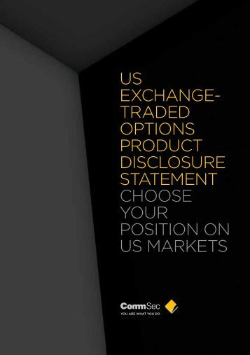 Commsec exchange traded options application form