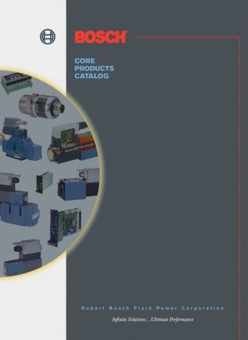 Core Products Catalog