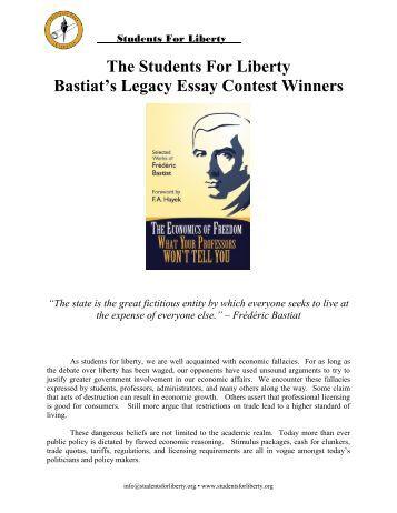 contest essay liberty
