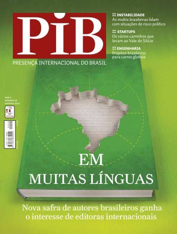Edição 20 clique aqui para download - Revista PIB