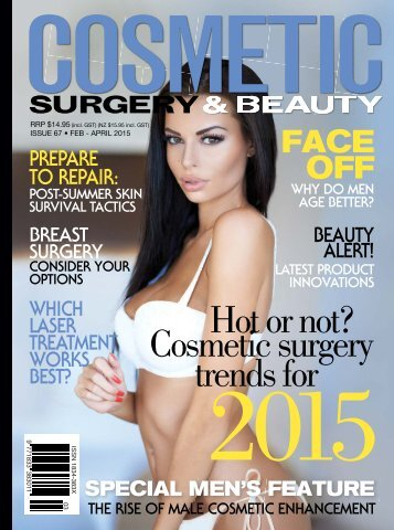 Cosmetic Surgery and Beauty Magazine #67