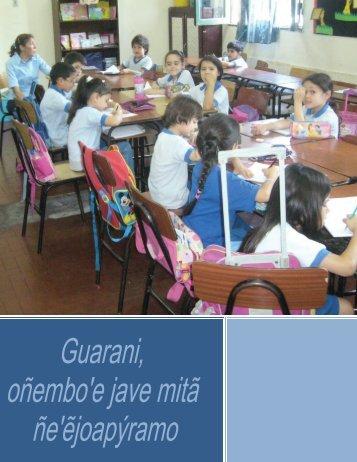 Segunda Lengua Castellana - Ministerio de Educación y Cultura