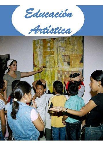 Educación Artística - Ministerio de Educación y Cultura