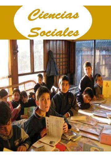 Ciencias Sociales - Ministerio de Educación y Cultura