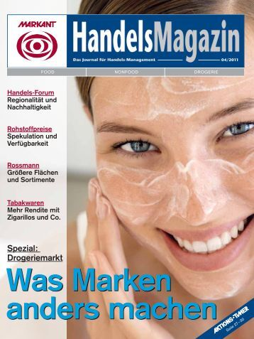 STORES Food • Fashion • Lifestyle 2011 - Markant Handels und ...