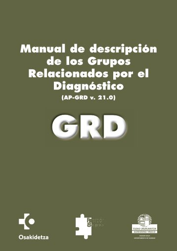 manual grd - EXTRANET - Hospital Universitario Cruces