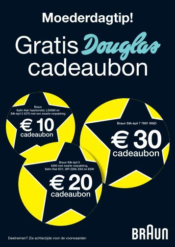 Douglas coupons nl