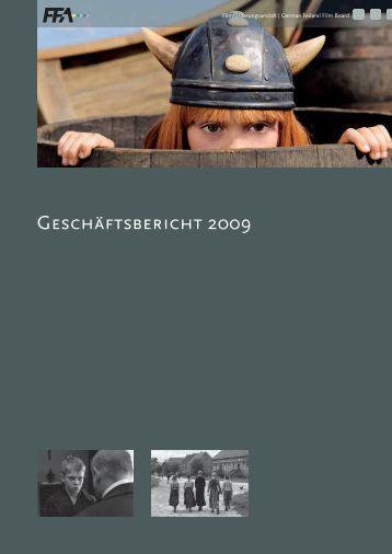 Geschäftsbericht 2009 - FFA