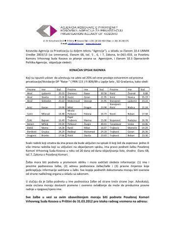 08.03.2012 31.03.2012DP Ratar LlapllaselleOtvori PDF